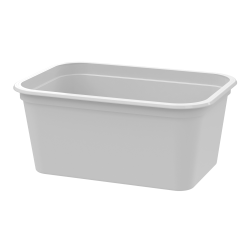 Eurotub and lid 1000g D190