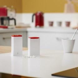 Dispensers rectangular