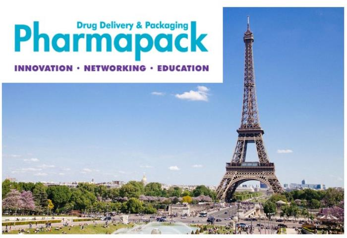 Pharmapack 2019 - Drug Delivery & Packaging
